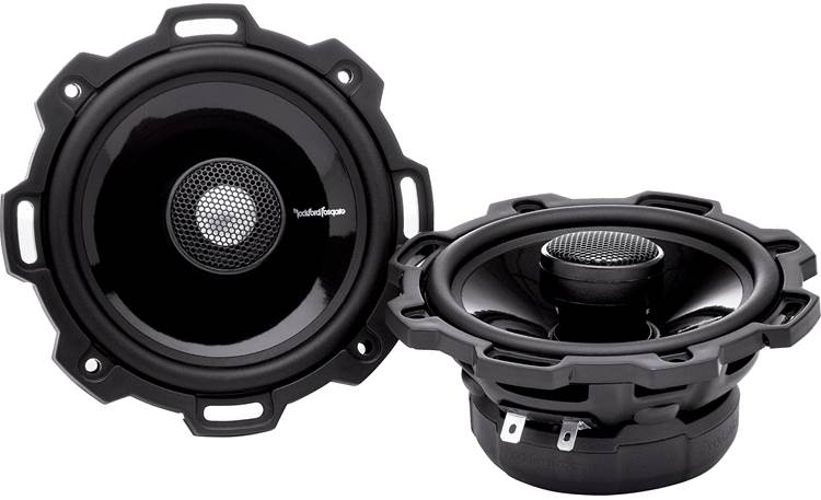 Rockford Fosgate T142 These Rockford Fosgate Power speakers are a stellar pairing with an aftermarket amp