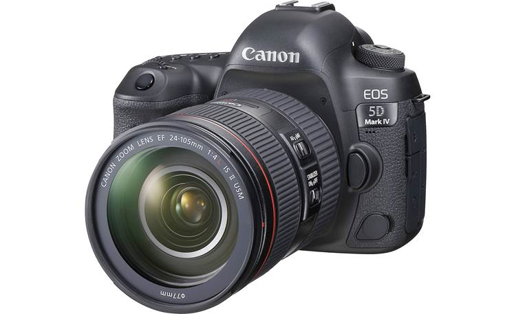 Canon EOS 5D Mark IV L-series Zoom Lens Kit Front