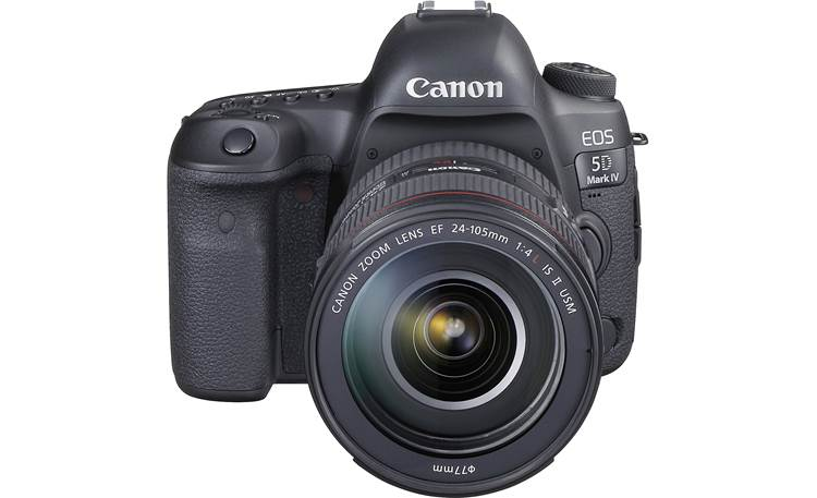 Canon EOS 5D Mark IV L-series Zoom Lens Kit Front/top view