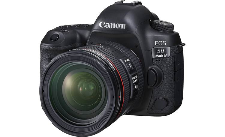 Canon EOS 5D Mark IV L-series Standard Zoom Lens Kit Front
