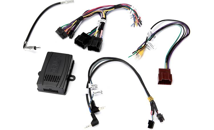 Crux CS-GM29 Wiring Interface Front