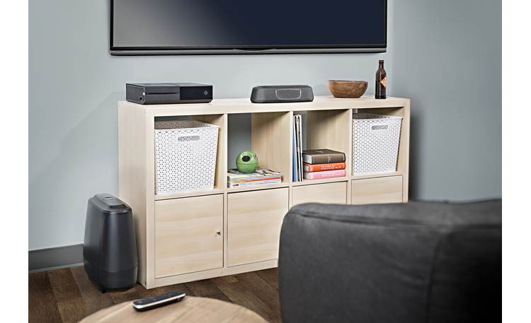Polk Audio MagniFi Mini The perfect system for a den or small living room