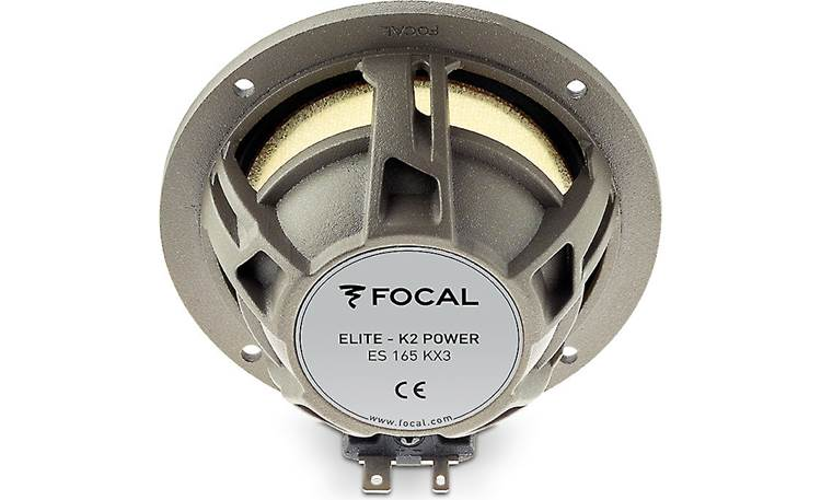 Focal ES 165KX3 Back