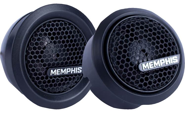 Memphis Audio 15-MCXA1 Memphis Audio also includes external crossovers with these 15-MCXA1 tweeters to ensure delivery of the proper frequencies