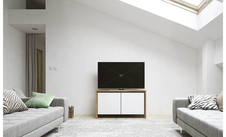 Salamander Designs Chameleon Collection Barcelona 221 Supports TVs up to 50