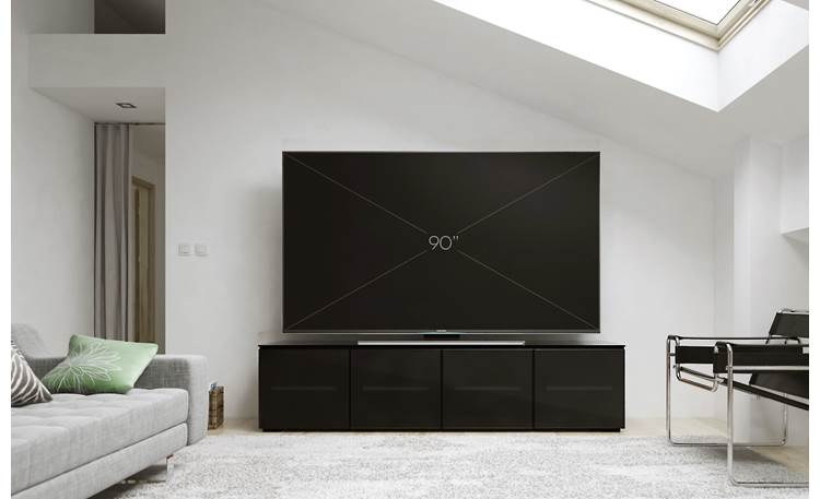 Salamander Designs Chameleon Collection Oslo 247 Stores up to 8 components (TV not included)