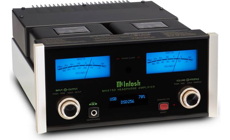 McIntosh MHA150 Vintage McIntosh look and performance