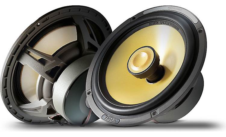 Focal EC 165K Focal builds the K2 Power Series by hand in France.