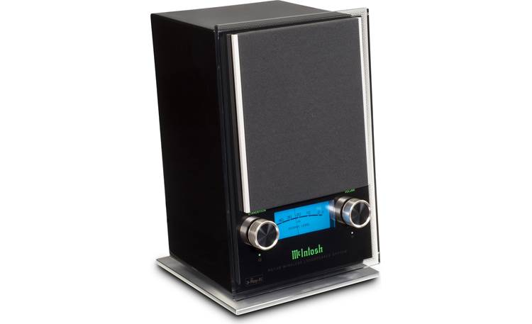 McIntosh RS100 With black cloth grille on
