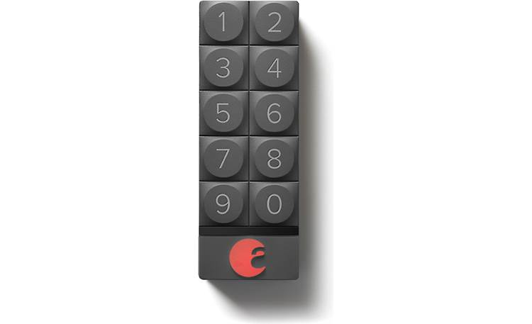 August Smart Keypad Front