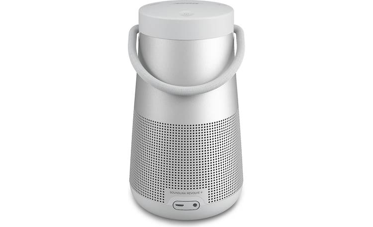 Bose® SoundLink® Revolve+ <em>Bluetooth®</em> speaker Lux Gray - back