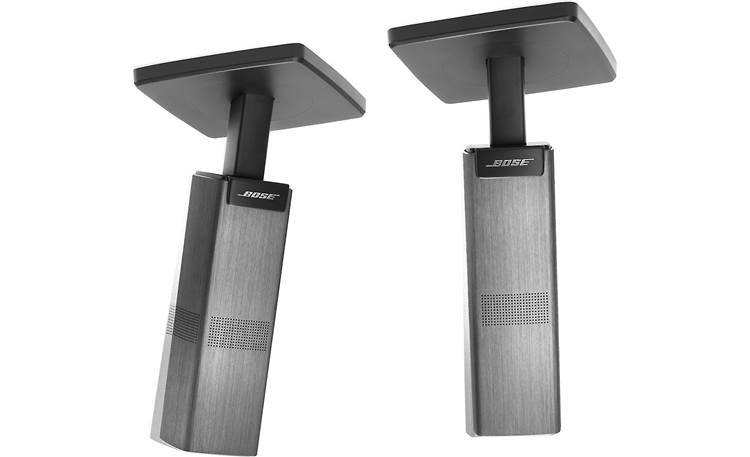 Bose® OmniJewel® Ceiling Brackets Shown with speakers (not included)