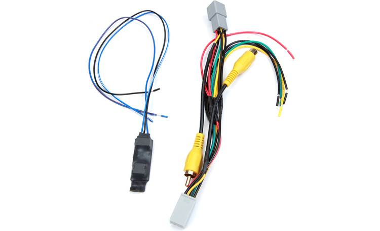 Axxess AX-MITSUCAM-6V Backup Camera Harness Front
