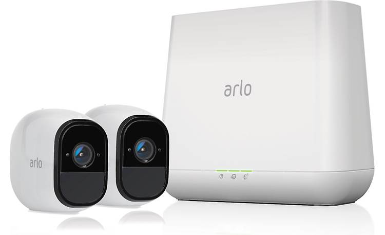 Arlo Pro Home Security Camera System Front