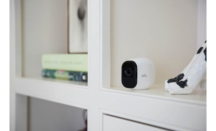 Arlo Pro Home Security Camera System Suitable for indoor use