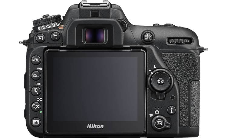Nikon D7500 (no lens included) Back