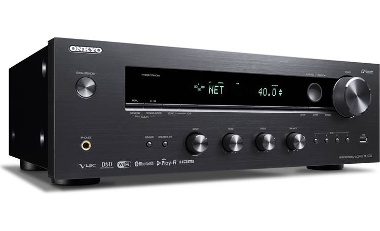 Onkyo TX-8270 Facing right