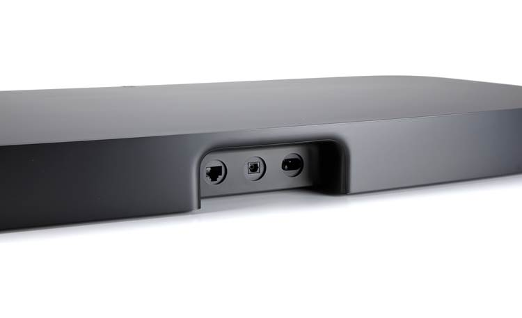 Sonos Playbase Back (shown in black)