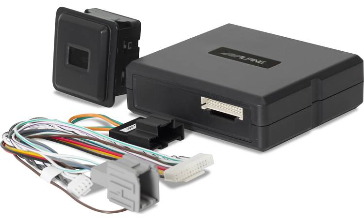 Alpine KCX-BOSE-GM Integration Harness Front