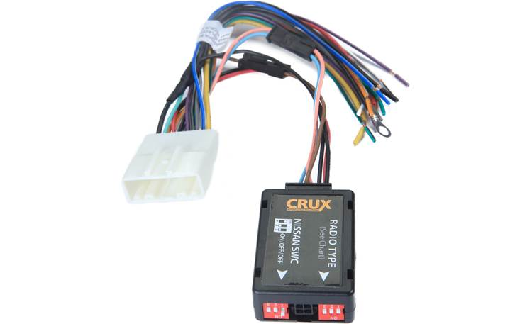 Crux SWRNS-63U Wiring Interface Front