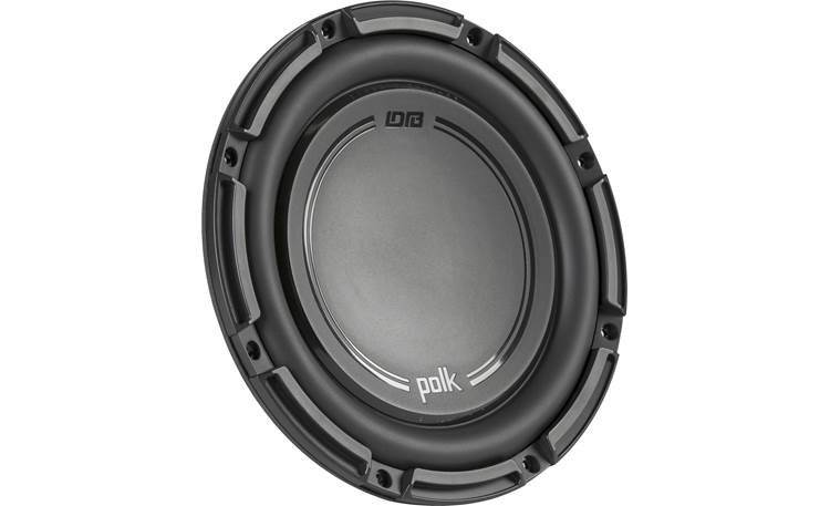 Polk Audio DB 1042 DVC this low-profile sub handles plenty of power.
