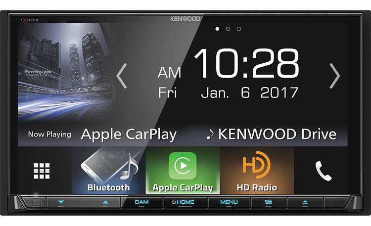 Kenwood Excelon DDX9904S Other