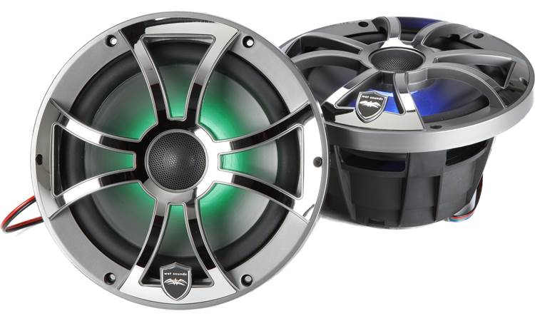 Wet Sounds REVO 8-XSG-SS marine speakers