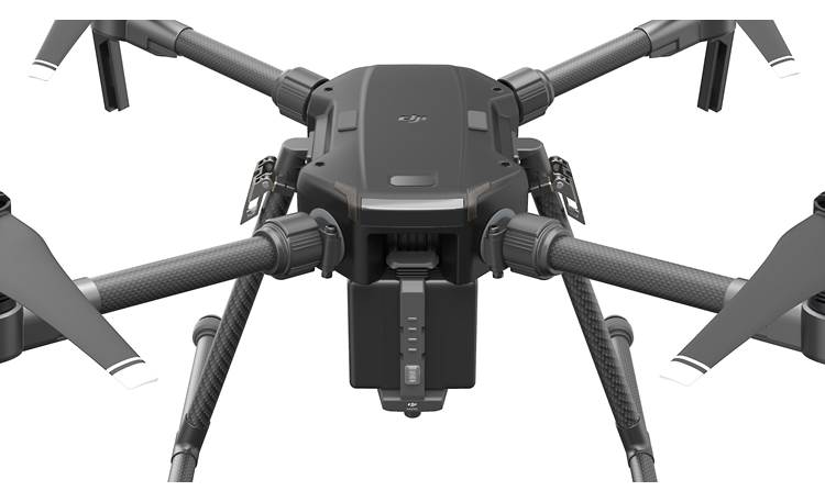 DJI Matrice 210 Durable, weather-resistant body
