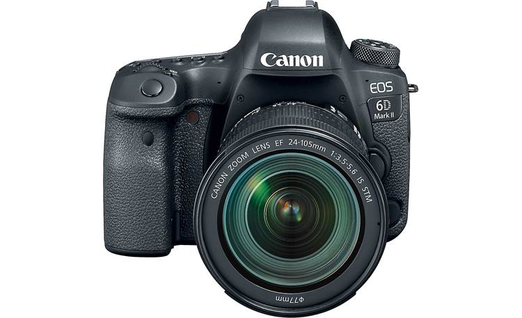 Canon EOS 6D Mark II Kit Top view