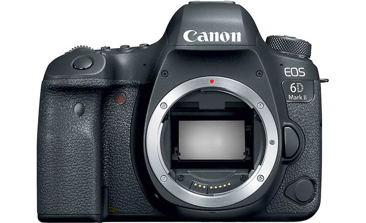 Canon EOS 6D Mark II (no lens included) Front