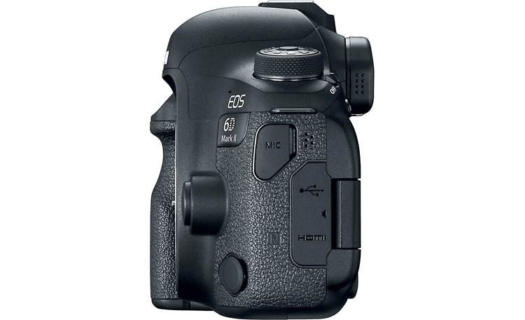 Canon EOS 6D Mark II (no lens included) Right side view
