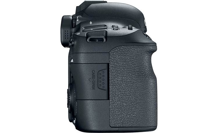 Canon EOS 6D Mark II (no lens included) Left side view