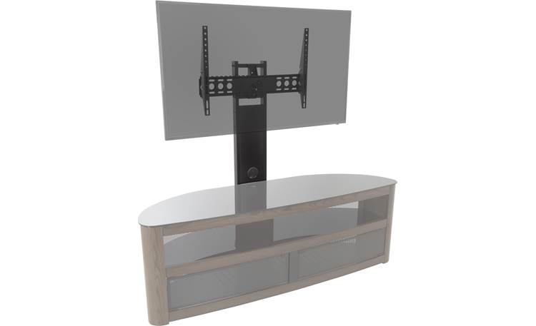 AVF TV Mounting Column Attaches to back of Affinity Plus TV stand (TV and stand not included)