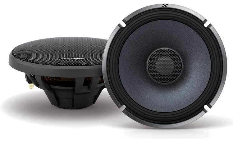 Alpine X-S65 Experience premium audio with Alpine's X-Series.