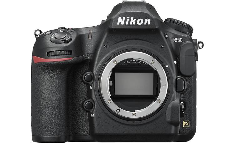 Nikon D850 (no lens included) Front