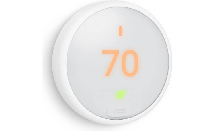 Nest Thermostat E Smart Learning Thermostat At Crutchfield