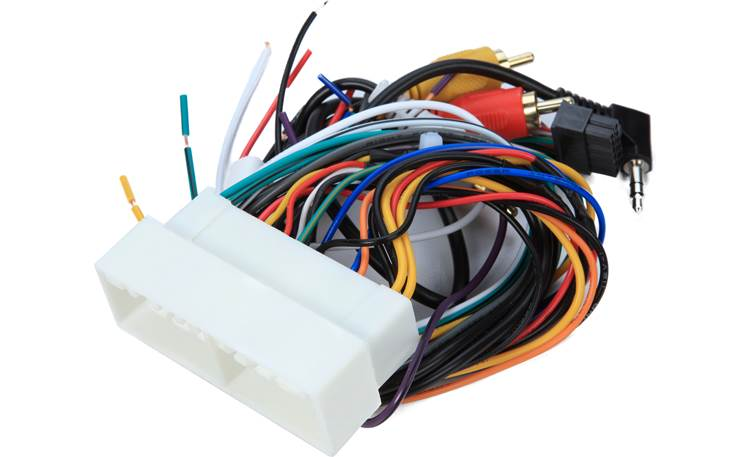 Metra 70-7306 Receiver Wiring Harness Front