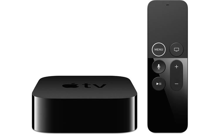 Apple TV 4K 32GB Apple TV 4K and Siri® remote