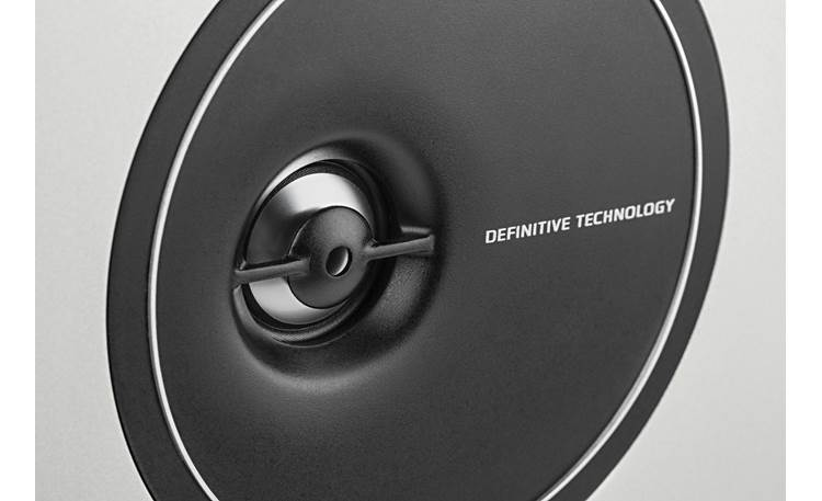 Definitive Technology Demand Series D11 Close-up view of tweeter