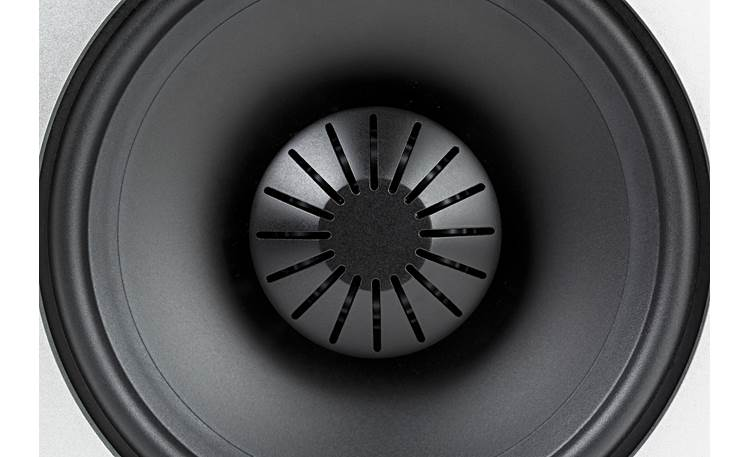 Definitive Technology Demand Series D11 Close-up view of woofer