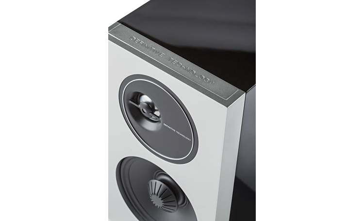 Definitive Technology Demand Series D7 Aluminum front baffle (left speaker shown)