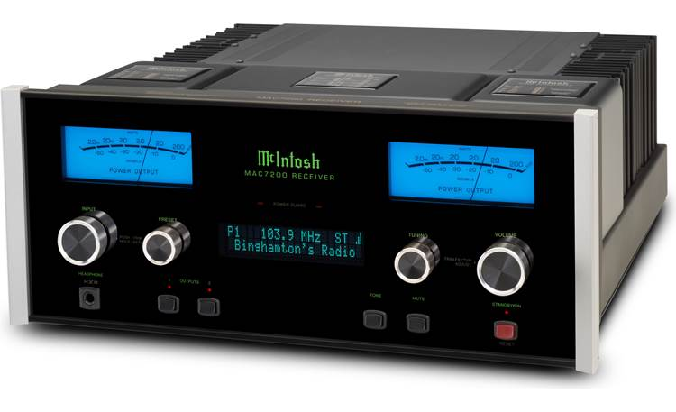 McIntosh MAC7200 Angled front view