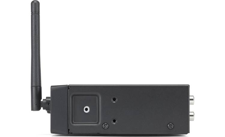Samson SM4 4-Channel Bluetooth Fitness Mixer w//Wireless Mic Receiver+Rack Kit