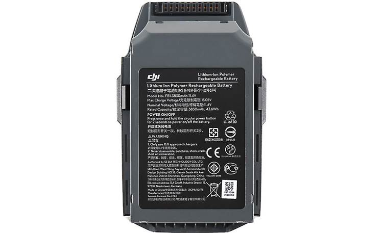DJI Mavic Pro Intelligent Flight Battery Back