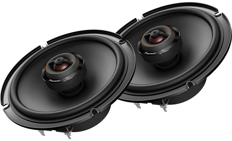 Pioneer TS-D65F Improve your drive with Pioneer sound quality.