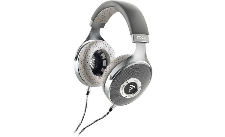 Focal Clear Large over-ear headphones designed and built in Focal's Saint-Etienne, France headquarters