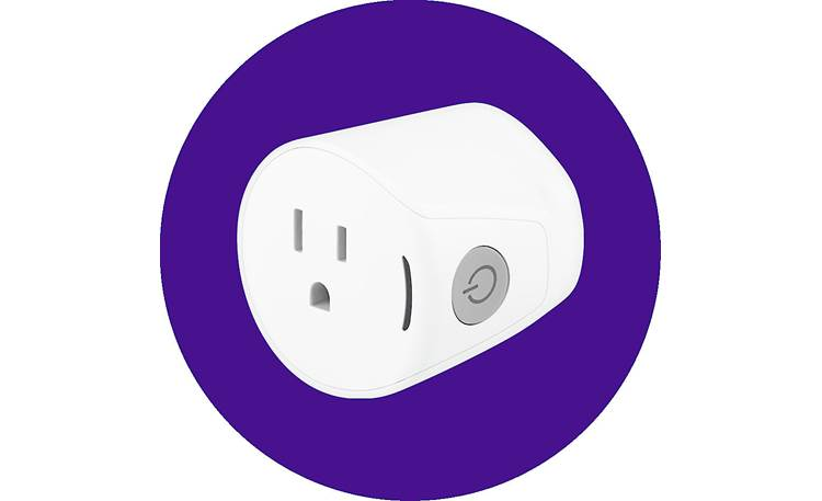 Samsung SmartThings Home Monitoring Kit (2018) Included smart outlet