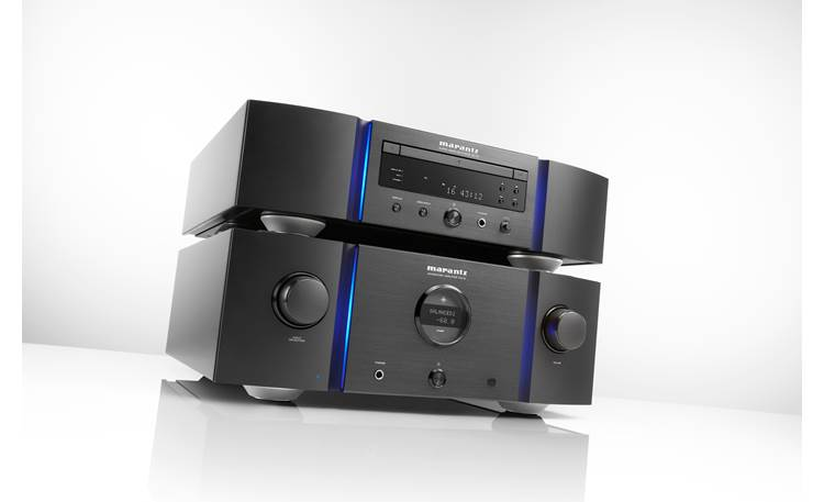 Marantz SA-10 Shown stacked with Marantz PM-10 integrated amplifier (not included)