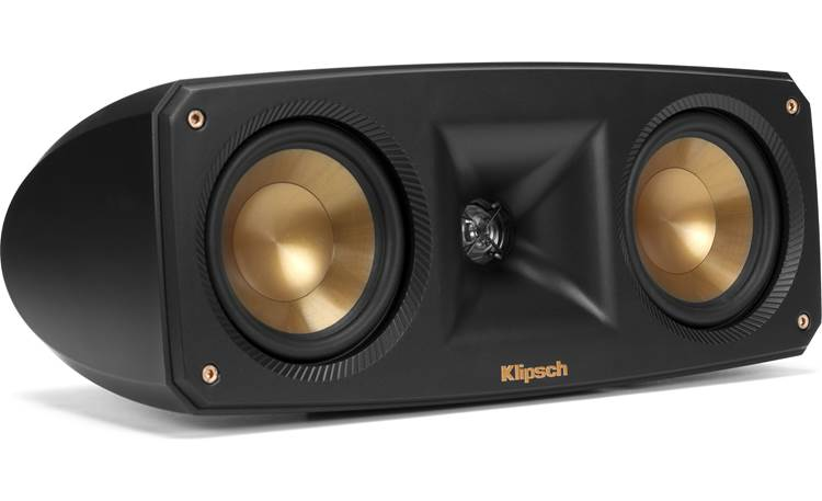 Klipsch Reference Theater Pack Center channel with grille removed