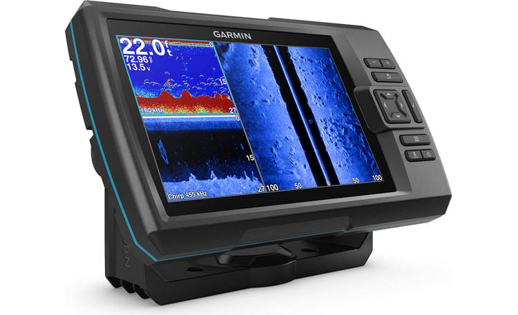 Garmin STRIKER Plus 7sv See below, plus what's on either side